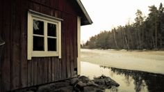Sauna. By the sea. Archipelago. Finland.