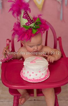 Simple Day Photography  Smash the Cake