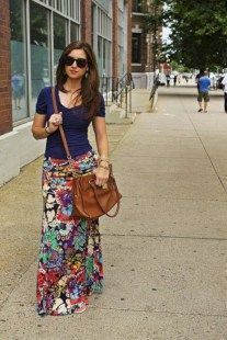 nice 50 Cool Winter Maxi Skirt Outfits Ideas For Stylish Girls  http://viscawedding.com/2017/12/29/50-cool-winter-maxi-skirt-outfits-ideas-stylish-girls/ #skirtoutfits