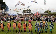 Exconxuraos in #Llanera recreates the Middle Ages. A festivity of Regional Tourist Interest.