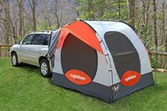 SUV tent to attach to my Subaru