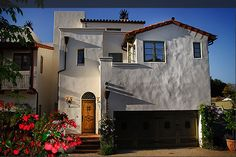 Santa Barbara Architects & Architecture By On Design Architects Colonial Style Homes, Spanish Style Homes, Spanish House, Spanish Colonial, Santa Barbara House, American Houses, Architect Design, Design Firms, Interior And Exterior