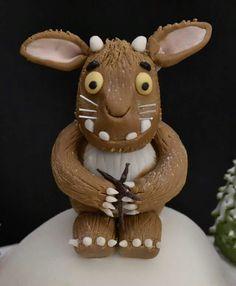Handmade Gruffalo Child topper