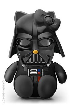 """Hello Kitty, I'm your father"""