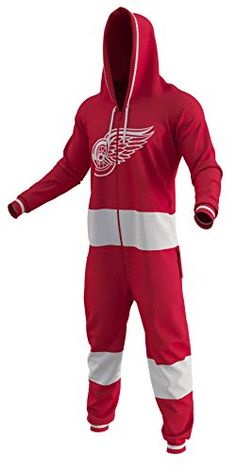 Red Wings Onesies