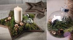 Weihnachtsdeko und Floristik