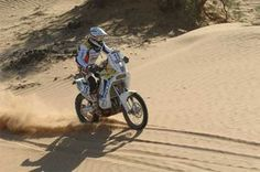 Rally of Maroc, Riaan van Niekerk stands out!