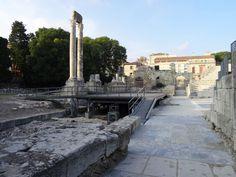 South France Road Trip - Arles