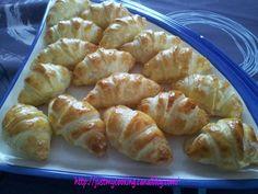 Mini croissants apéritif