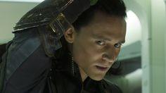 Tom Hiddleston as Loki