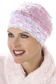 Hats With Hair For Cancer Amp Chemotherapy Patients Tlc