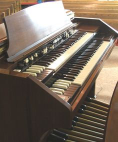 Played one of these in church for many years, way back when . . .