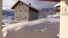 Opening a house-door. House Doors, Alps, The Good Place, Farmhouse, Places, Outdoor, Outdoors, Outdoor Games, The Great Outdoors