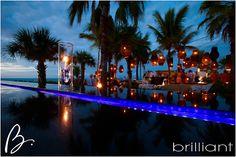 Reception Grace Bay Club Weddings Turks and Caicos Islands | Brilliant Blog