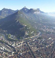Grenoble, Rhône-Alpes, France