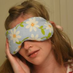 Sewing Our Life Together: Relaxing Eye Masks