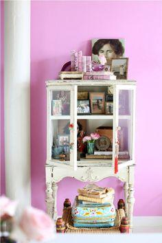 VINTAGE & CHIC: decoración vintage para tu casa [] vintage home decor: Vintage & Chic Express (#17)
