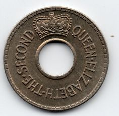 1954 Fiji Half Penny, UNC Listing in the Fiji,Australasia,Coins,Coins & Banknotes Category on eBid United States