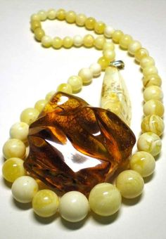 Souvenirs from Russia. Beautiful Baltic amber! #travel