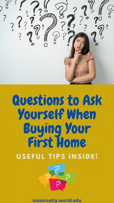 Home Buying Tips, Buying Your First Home, Home Buying Process, Real Estate Articles, Real Estate Information, Real Estate Tips, Questions To Ask, This Or That Questions, First Time Home Buyers