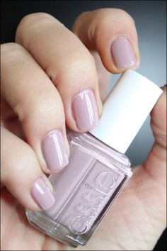 Essie Lady Like---this is my new favorite color. //Manbo