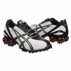 SALE - Asics EC1231568 Golf Cleats Mens White - BUY Now ONLY $129.95