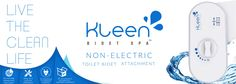 """You will always feel squeeky """"Kleen"""" when using the Kleen Bidet Spa™. Will fit virtually any toilet. Clean Life, Assisted Living, Bathroom Renovations, Toilet, Cleaning, Feelings, Live, Health, Products"""