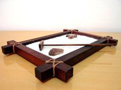 corners of garden bed, zen, meditation, spirituality