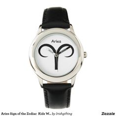 Aries Sign of the Zodiac  Kids Watches. Wristwatches