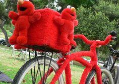 Elmo bike