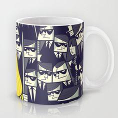 """""""Crazy 88"""" Mug by Ale Giorgini on Society6 #killbill"""