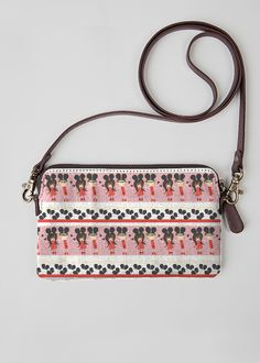 VIDA Statement Clutch - Postcard French Affair by VIDA MaEtBL