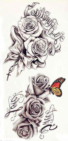 Caring For A New Tattoo - Hot Tattoo Designs Tattoos Skull, Neck Tattoos, Best Sleeve Tattoos, Foot Tattoos, Body Art Tattoos, Rose Tattoo Sleeves, Rose Sleeve, Cross Tattoos, Maori Tattoos
