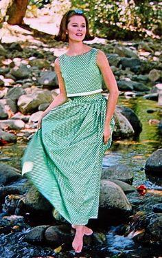 susan van wyck 1964. She had the flip we all copied!
