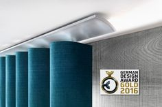 W1 77 Acier Inox Curtain Styles, Furniture Upholstery, Design Awards, Stores, Window Treatments, House, Website, Google, Curtains
