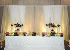 Head Table by Designing Trendz