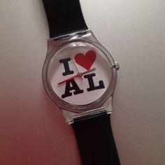 @liene_te Jau labu laiciņu manā īpašumā pilsētas patriotes pulkstens! #may28th #iloveal #aluksne #watch #instawatch