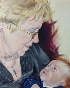 Rita Camphuijsen - Dubbelportret