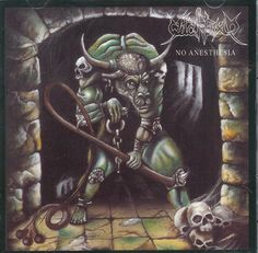 Witchtrap - No Anesthesia (CD, Album) at Discogs