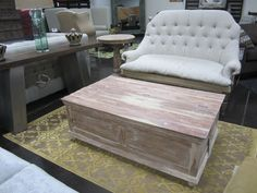 Hey BFFS!  Who needs a durable, real wood coffee table with storage? I know I do with having kids. It is perfect to store games and drawing supplies in after they play. This table can come in white wash or dark. Also, if you want another color we can try to stain it to your liking. Come see us at Beyond Furniture & Frames