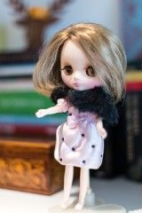 Boneca Lili my mini Blythe