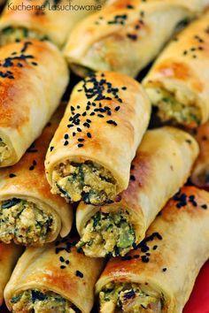Turkish Recipes, Ethnic Recipes, Good Food, Yummy Food, Polish Recipes, Arabic Food, How To Make Bread, Relleno, Queso