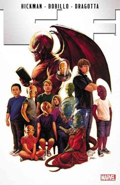 Marvel F F by Jonathan Hickman 3