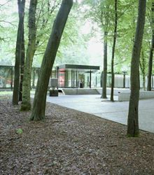 I love this museum in the Netherlands - The Kroller Muller in Otterlo.