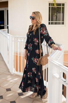 Colorful Hydrangea Dress- Fancy Things