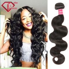 Brazilian body wave 3pcs a lot Queen hair products virgin hair,unprocessed 100% human hair unprocessed free shipping Grade 5A  Price US $10.14  USD