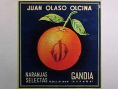 Juan Olaso Olcina.  Gandia.