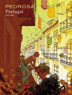 Cyril Pedrosa: Portugal