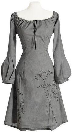 платье от und: danish eco fashion « HAUTE NATURE