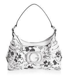 Guess zip bag